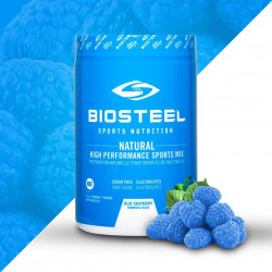 HPSM-High Performance Sports Mix  Blue Raspberry (315 g)