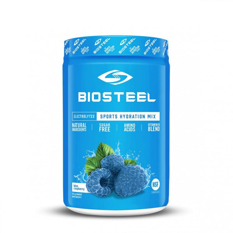 HPSM-High Performance Sports Mix  Blue Raspberry (315 g)