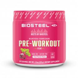 BioSteel Beets By Biosteel Pre-Workout / Fruit Punch 225g